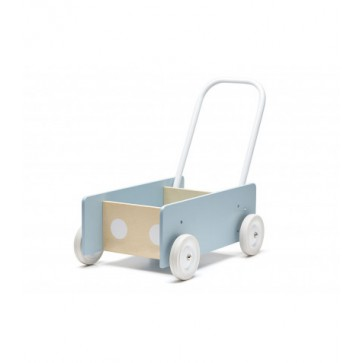 Kid's Concept - kolica Blue Grey