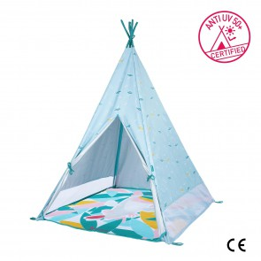 Badabulle - Šator Jungle In & Out Anti UV Tepee