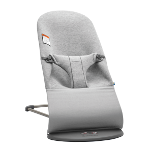BabyBjörn Bouncer Bliss - ležaljka za dijete, light grey