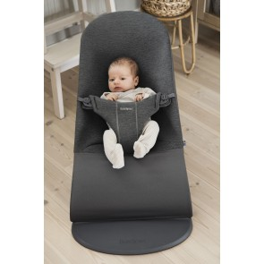 BabyBjörn Bouncer Bliss - ležaljka za dijete, Charcoal grey