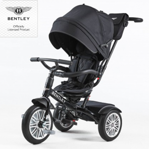 Bentley Trike Tricikl 6 u 1 - onyx black