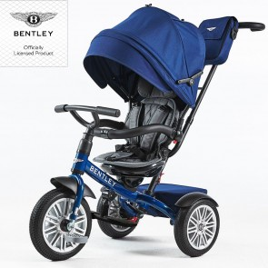 Bentley Trike Tricikl 6u1 - sequin blue