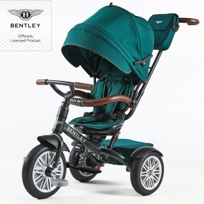 Bentley Trike Tricikl 6u1 - Spruce Green