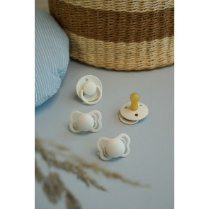 BIBS - Komplet dudica Try-it Collection, Ivory