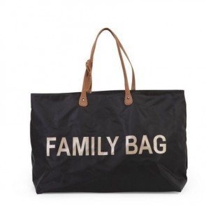 Childhome Family Bag - Black