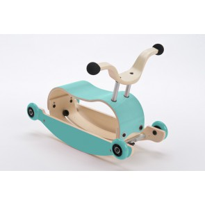 Wishbone - Mini flip 3 u1, aqua