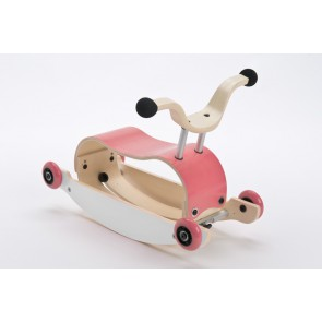 Wishbone - Mini flip 3 u 1, roza