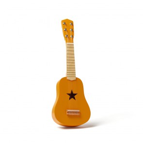 Kid's Concept - Drvena gitara, yellow