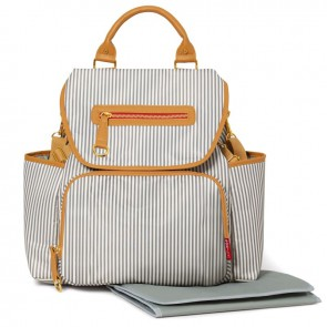 Ruksak za previjanje Grand Central - French Stripe
